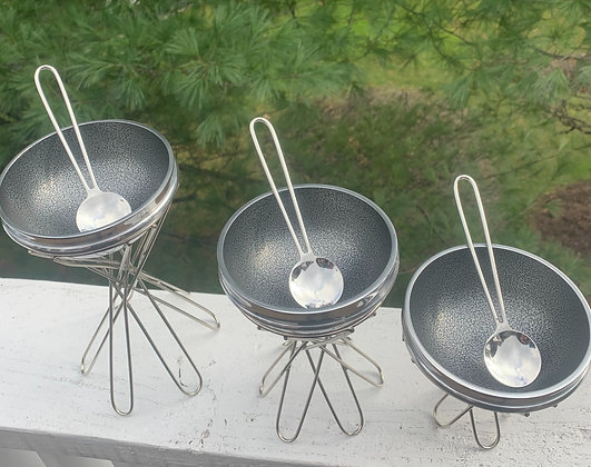 Silver Stix Trio with Spoons