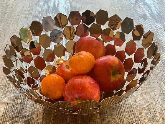 Modern Bread & Fruit Bowl