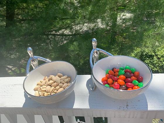 Yoga Snack Bowls in 2 sizes Med/LG
