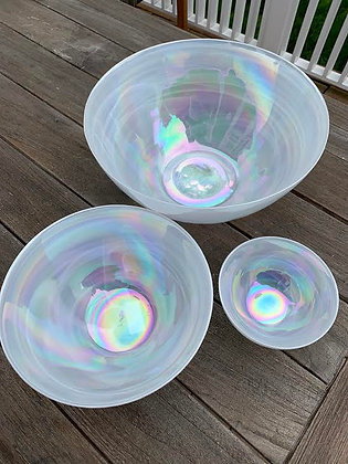 Opalescent Bowls - Sold Individually