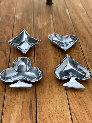 Set of 4 Card Bowls
