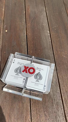 Spinning Card Holder