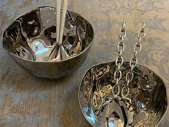 Hammered Serving bowls Small 30/ Medium 85/ Large $125