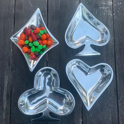Set of 4 snack bowls