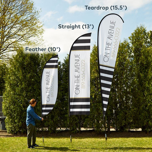 Flags & Sizes