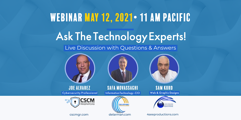 Ask The Technology Experts