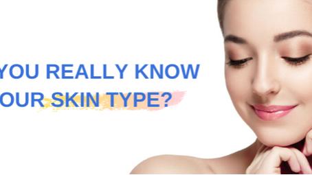 Beginner's Guide 101: Skin Type Quiz