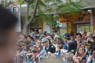 Confira as fotos do primeiro desfile da 35ª Oktoberfest
