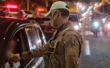 Polícia Militar Rodoviária flagra 118 condutores embriagados neste fim de semana em Santa Catarina