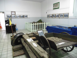 Apoiando a Cultura: Museu ferroviário de Indaial