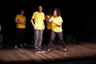 Apoiando a cultura: Hoje tem espetáculo em Itajaí