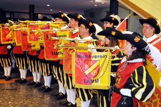 Apoiando a cultura: Fanfarra alemã faz apresentação em Pomerode na quinta-feira