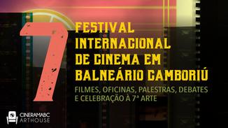 7º Festival internacional de cinema de Balneário Camboriú vai até dezembro