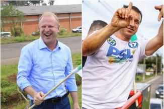 Gelson Merísio e Comandante Moisés vão disputar o segundo turno em Santa Catarina