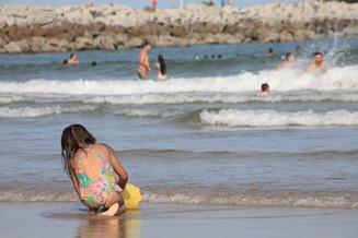 Praias de Itajaí estão próprias para banho