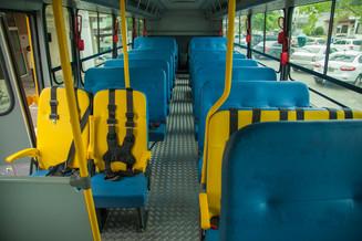 Indaial recebe novos ônibus escolares