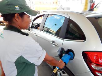 Gasolina comum está mais barata em março em Itajaí