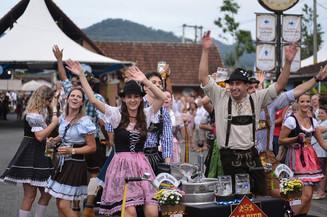 Boletim da Festa Pomerana: Cardápio inclusivo, é uma das novidades