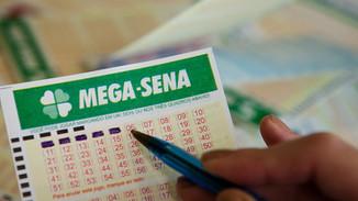 Mega-Sena acumula e próximo sorteio deve pagar R$ 50 milhões