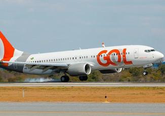 Gol suspenderá voos com Boeing 737 MAX 8