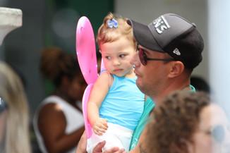 Bailinho das Crianças é atração do Carnaval do Mercado em Itajaí
