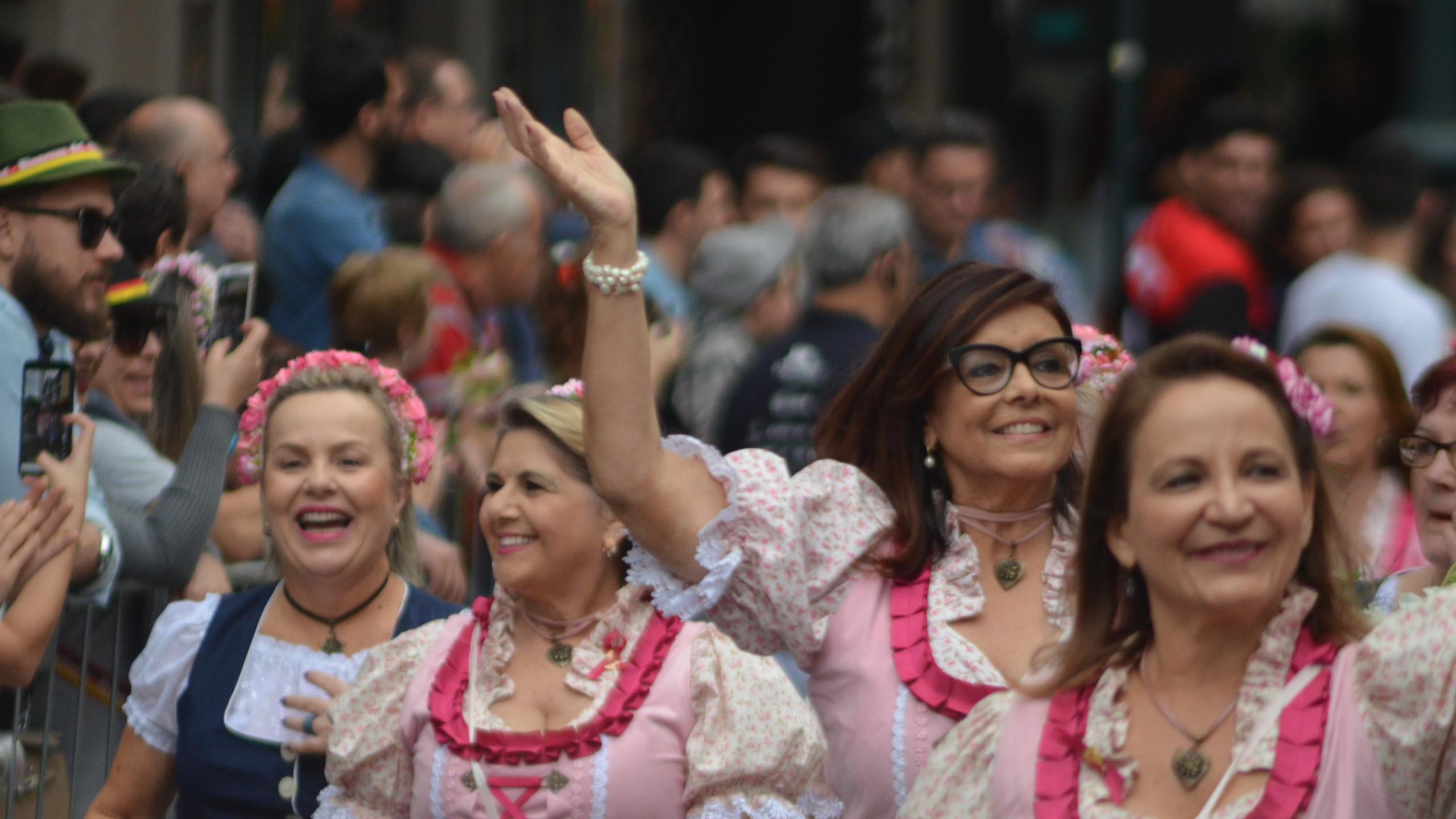 Desfile Oktoberfest