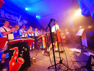 Banda alemã animará a 32ª Marejada nesta terça