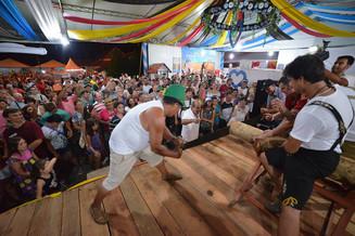 Festa Pomerana tem programação para a melhor idade e várias outras atrações