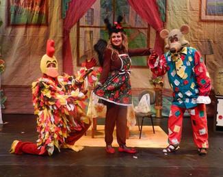 Apoiando a cultura: Hoje tem espetáculo em Itajaí e amanhã em Jaraguá do Sul