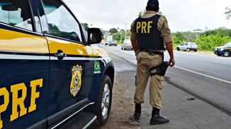Polícia Rodoviária Federal registra queda nas mortes em acidentes de trânsito durante o feriado no e