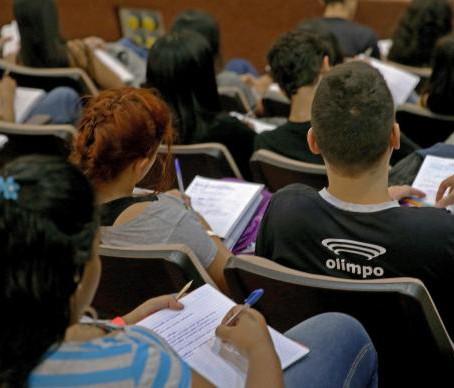 Estudantes se preparam para o segundo fim de semana do Enem