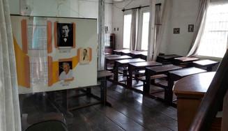 Escola Número 1 reabre ao público em Blumenau