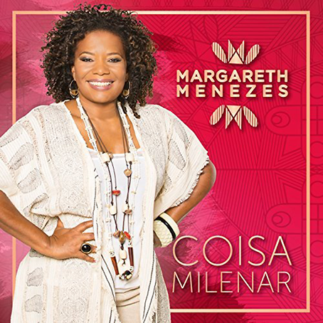 Margareth Menezes festeja 30 anos de carreira