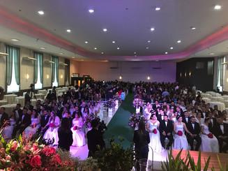 Prazo de inscrição para o Casamento Coletivo em Balneário termina nesta sexta-feira