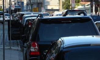 Número de veículos cresce mais de 30% em seis anos em Jaraguá do Sul