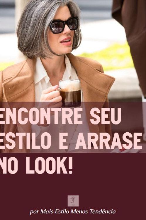 Ebook - Descubra seu estilo e arrase no look!