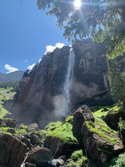 Bridal Veils Falls