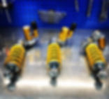 Ohlins TTX shocks Ohlins shock service