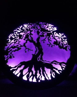 Led tree of life
