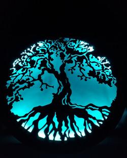 Led tree of life