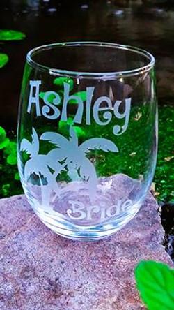 Tropical glass