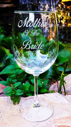 Bride glass