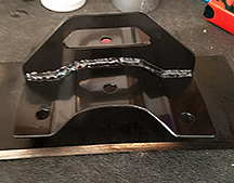 RZR tow plate
