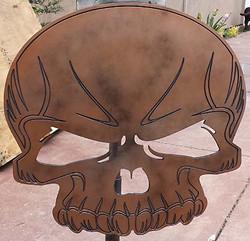 skull finished