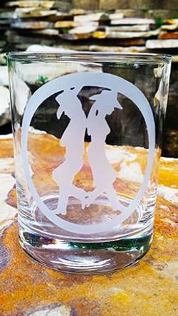 Cowboy Glass