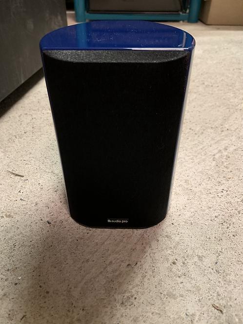 Une paire d'hauts-parleurs Audio Pro