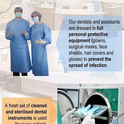 Safer Dental Visits