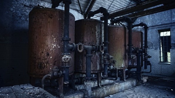 Burned boilers after failing the gas inspection