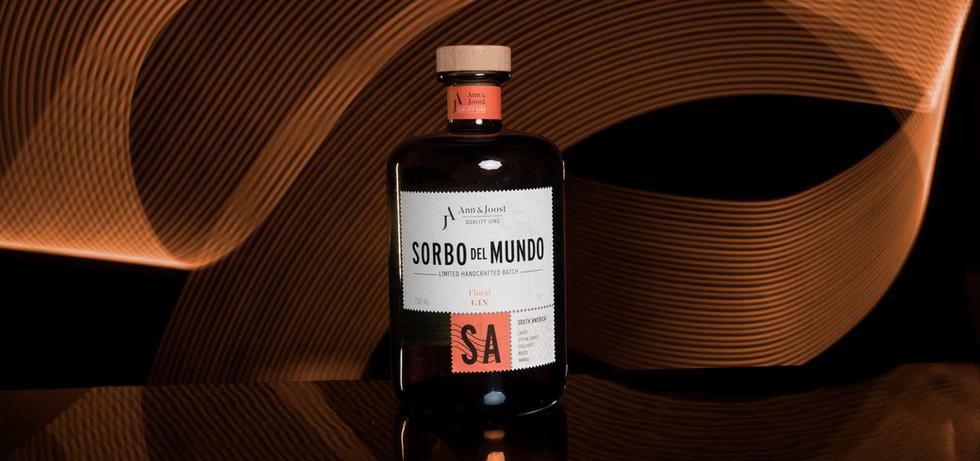 Sorbo del Mondo South America gin