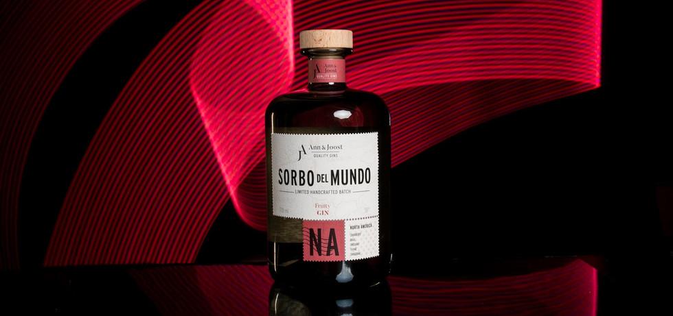 Sorbo del Mundo North America Gin